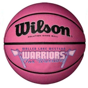 Walled-Lake-Western-Basketball-Pink-Out
