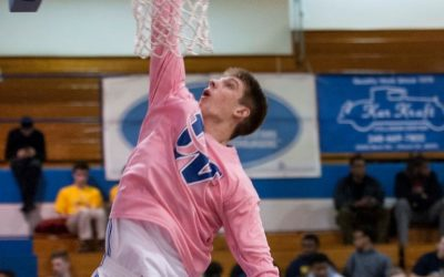2017 Pink Out Basketball Games